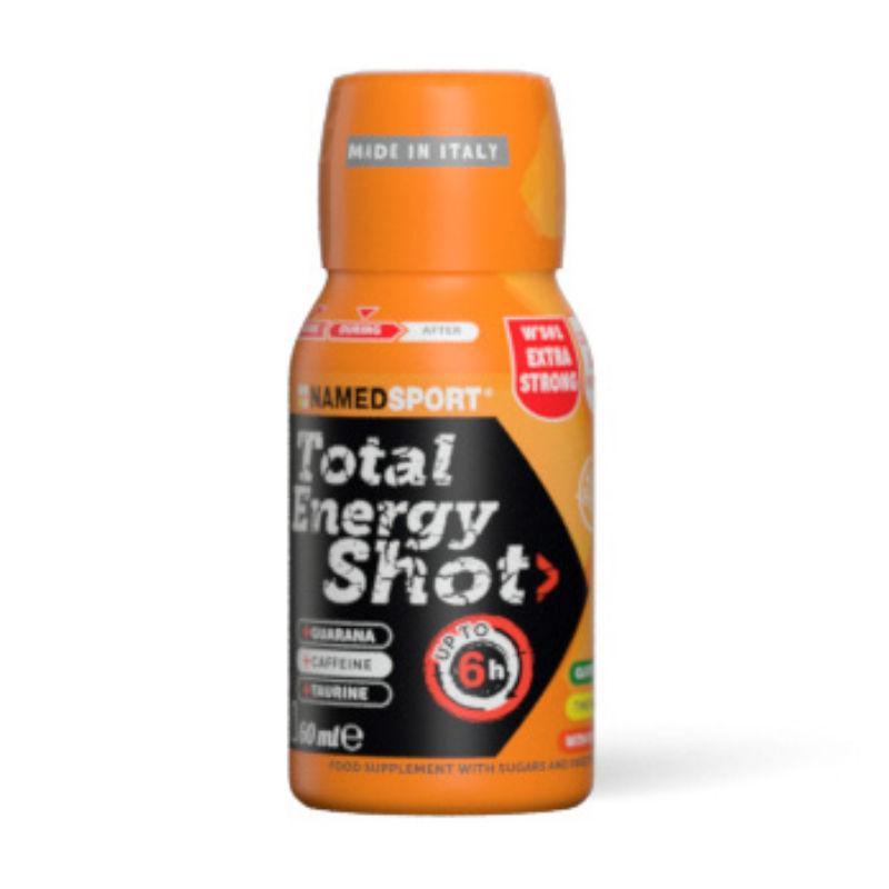 NAMED Total Energy Shot Orange 60ml